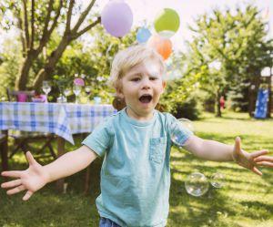 10 jolies idées déco pour une fête d'anniversaire d'enfant