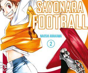 """""""Sayonara Football"""", le manga qui célèbre le ballon rond au féminin"""