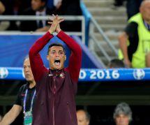 Cristiano Ronaldo : intenable sur le banc de touche, il fait le show (photos)