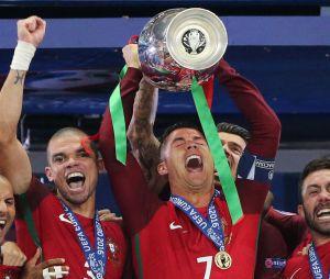 Le Portugal remporte l'Euro 2016 face à la France au Stade de Saint-Denis le dimanche 10 juillet