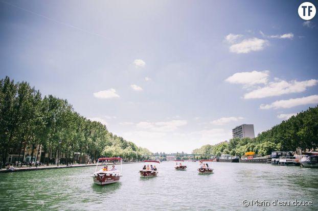 Les petits bateaux sans permis de Marin d'Eau douce