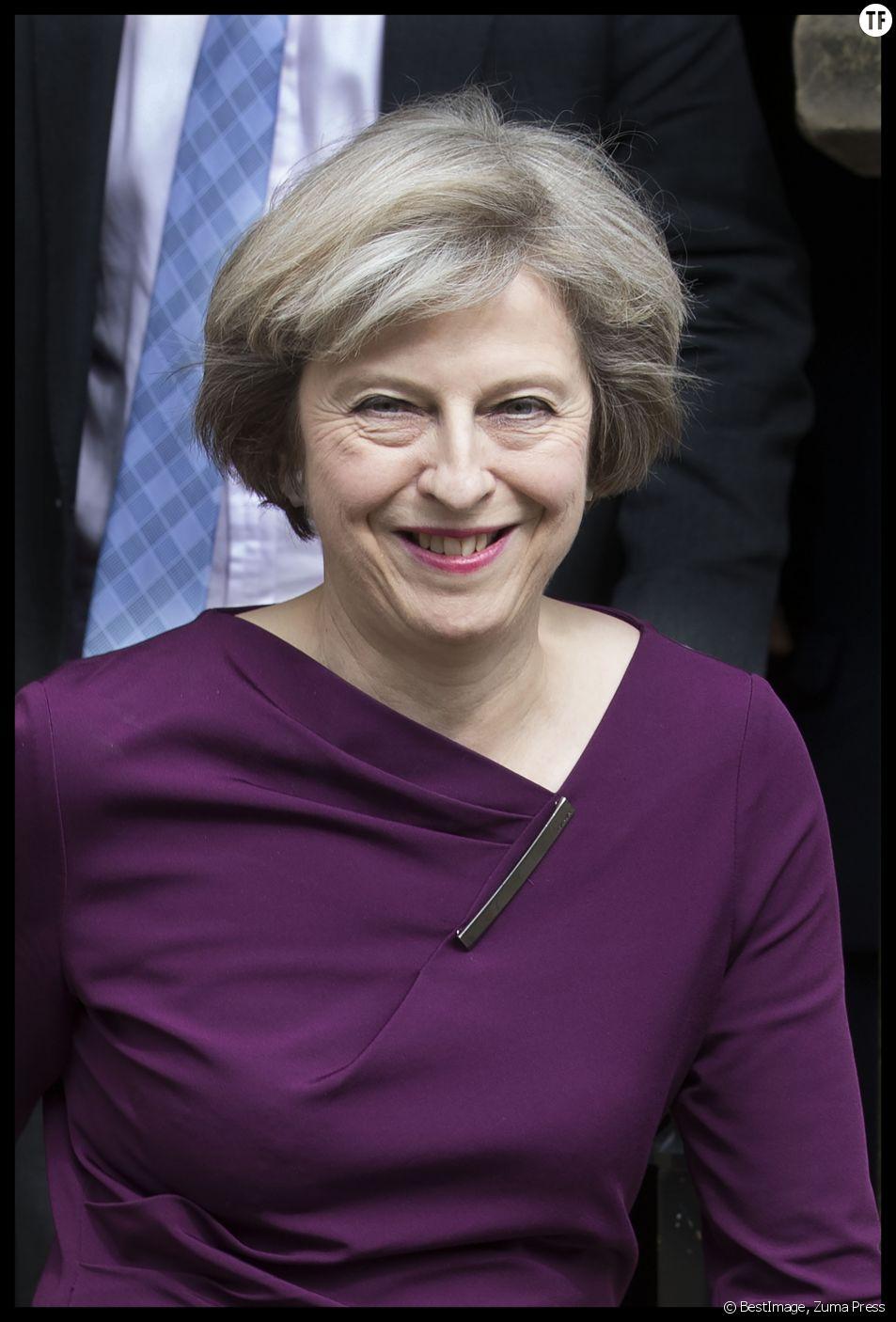 Theresa May deviendra Première ministre de la Grande-Bretagne le 13 juillet 2016.