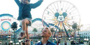 Dites bonjour aux papas les plus sexy de Disneyland !