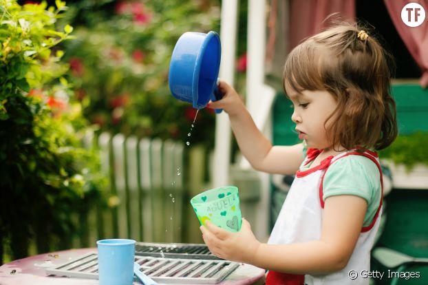 Laisser l'enfant développer sa motricité