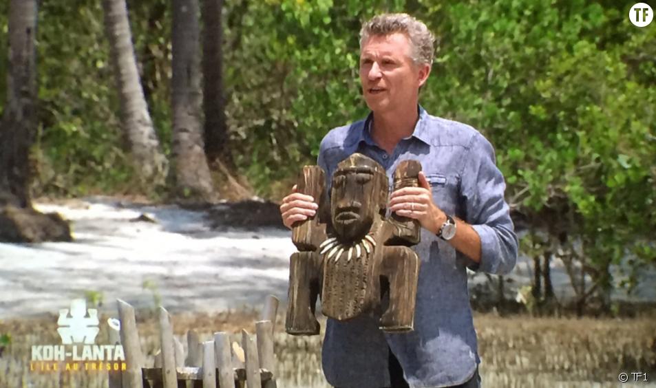 Koh-Lanta : l'île au trésor sur TF1