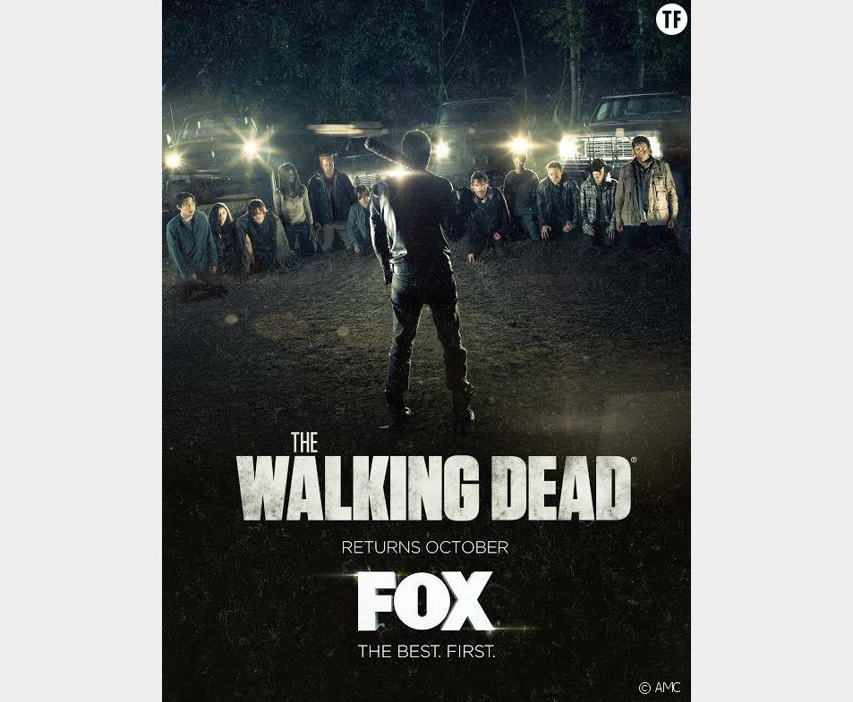 Walking Dead saison 7
