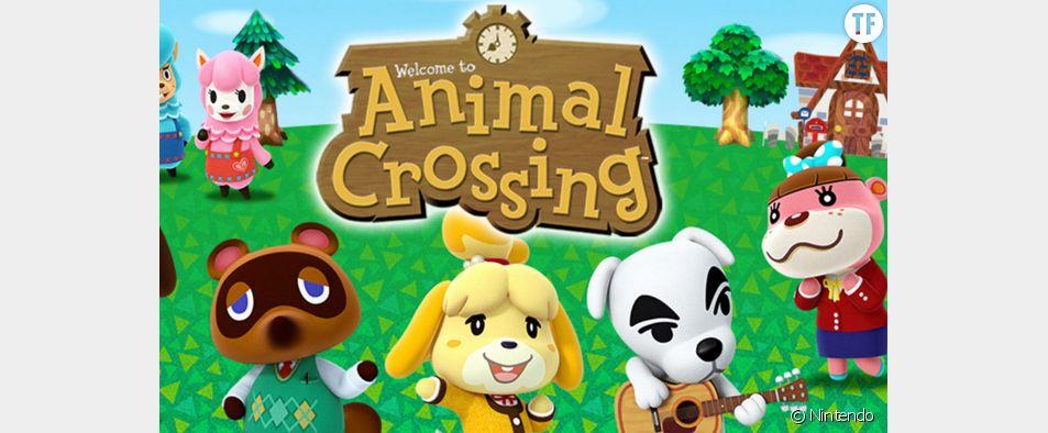 Animal Crossing sur smartphone