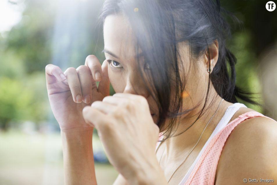 Le seul mouvement de self-defense que toutes les femmes devraient connaître.