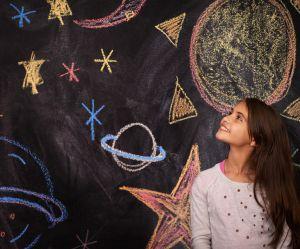À 8 ans, cette fillette postule pour devenir astronaute