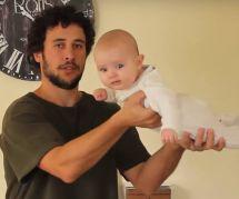 Ce papa milite pour des velcros sur tous les vêtements des bébés