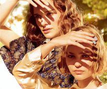 Lily-Rose Depp : nue dans un bain avec Natalie Portman pour le film Planetarium (photo)