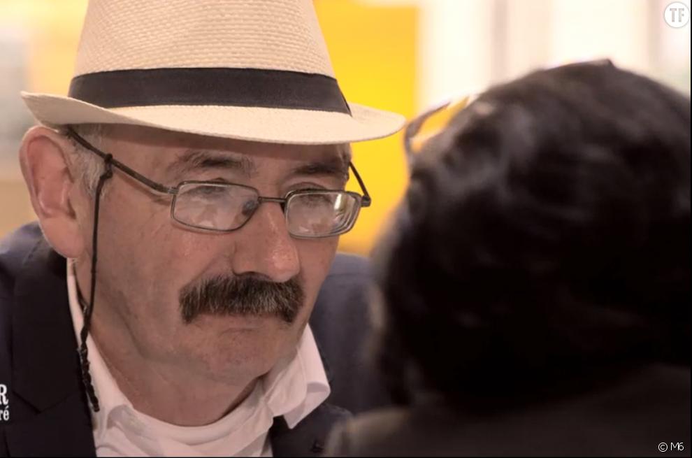 celine dion glasses wt9p  Paulo rencontre C茅line Dion dans la saison 11 de L'amour est dans le pr茅