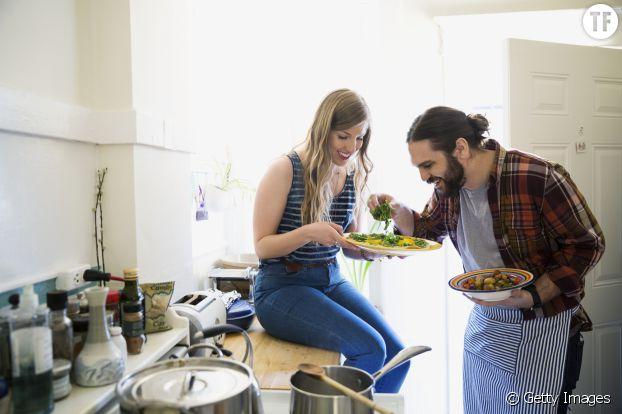 Et si en plus c'est votre homme qui cuisine...