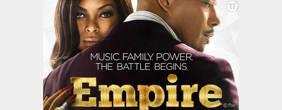 Empire saison 2 sur W9