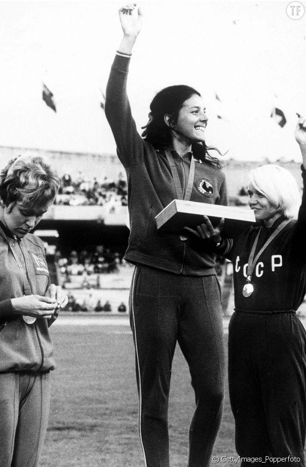 L'athlète Colette Besson