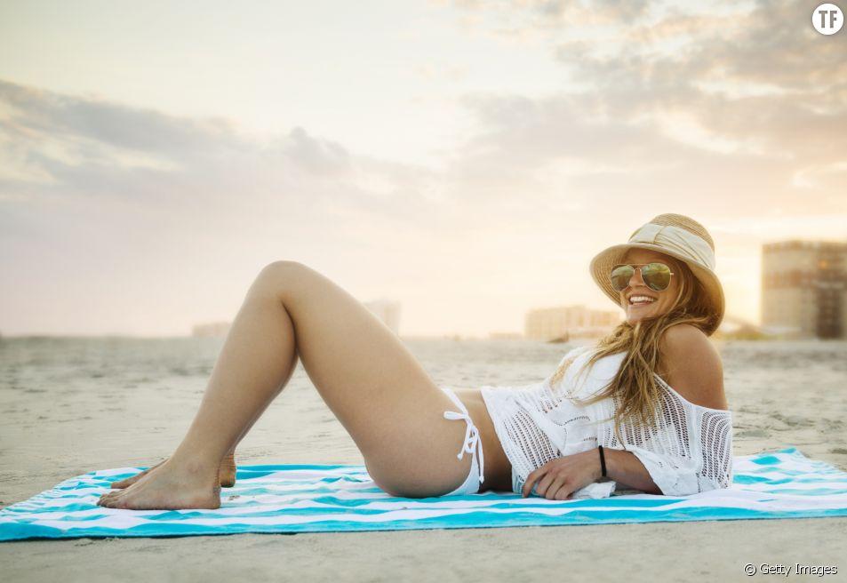 La plage, c'est bon pour nous !