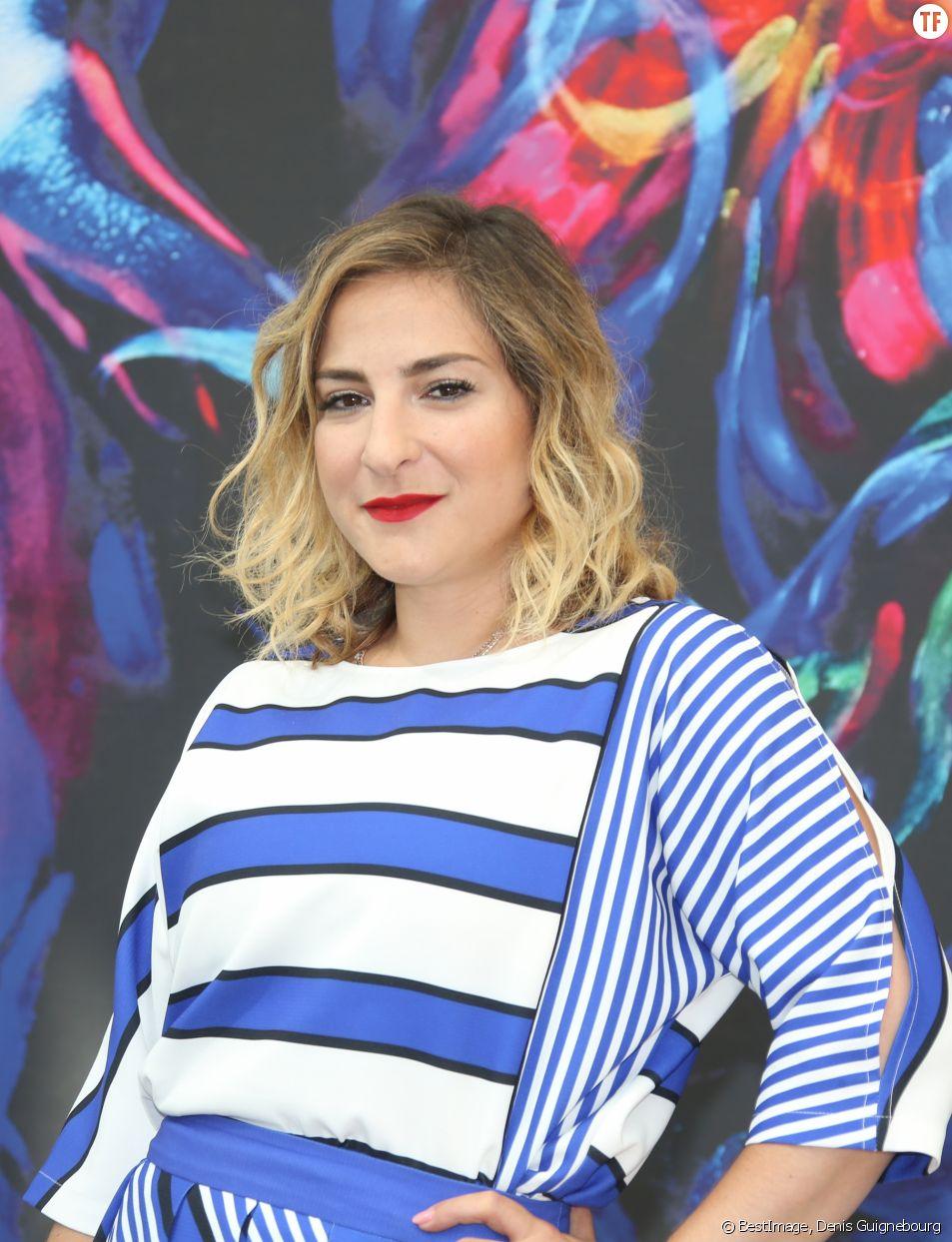 L'actrice et réalisatrice Marilou Berry