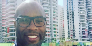 Teddy Riner : son fils Eden, son meilleur supporter (photos)