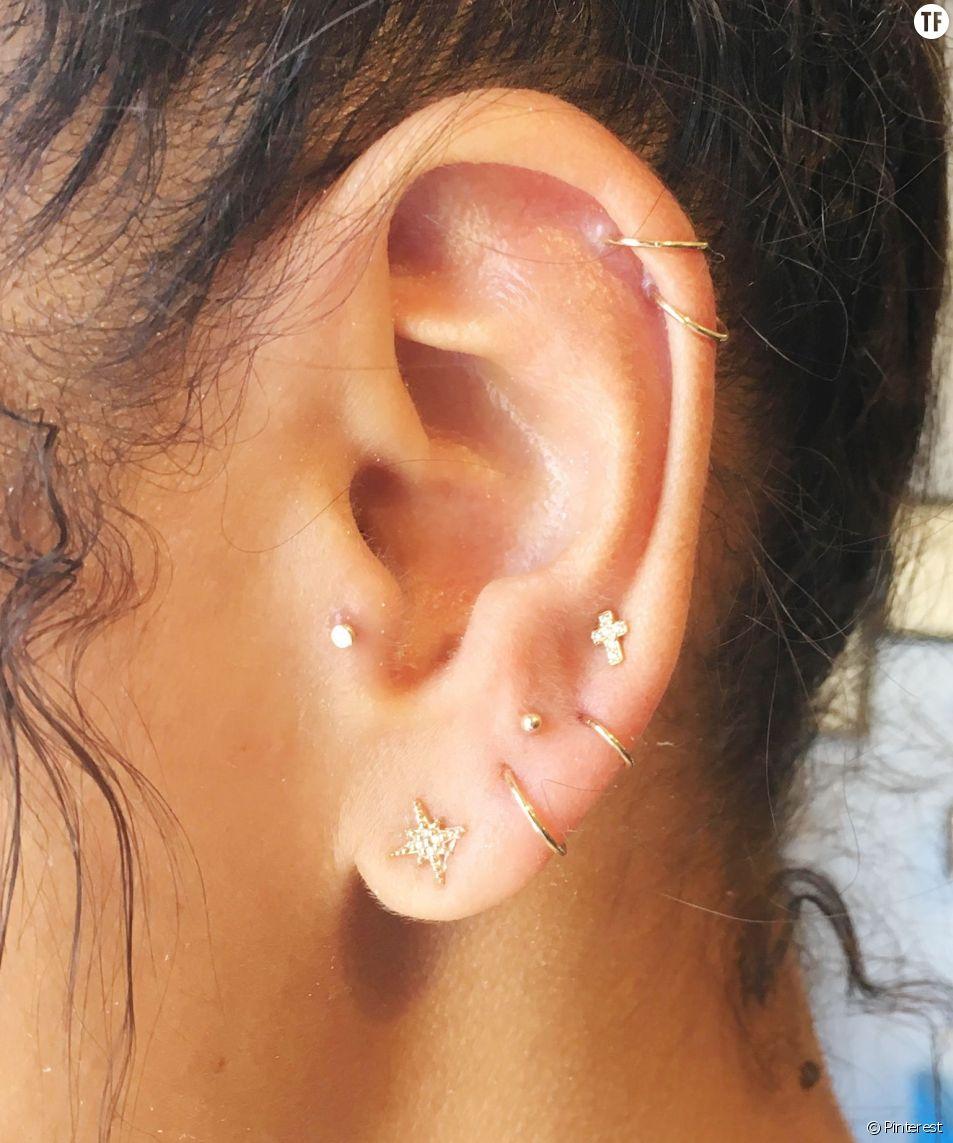 meilleur endroit économiser jusqu'à 60% vente chaude pas cher Les piercings constellation, la tendance boucles d'oreilles ...