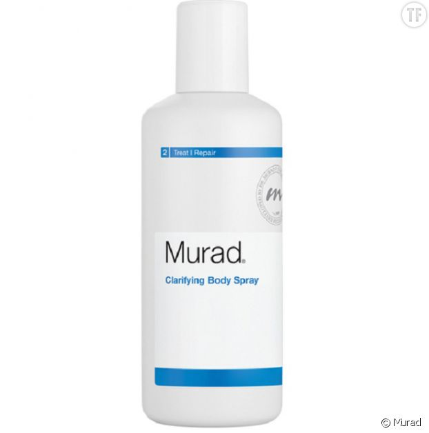 Murad's Clarifying body Spray