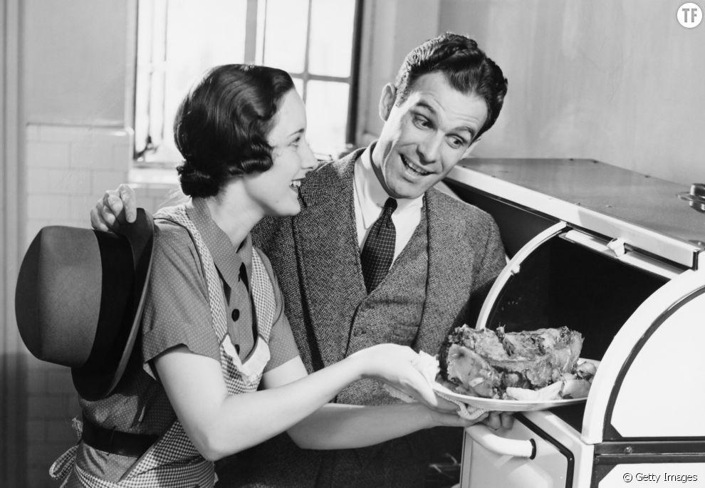 Comment réussir sa carrière d'épouse dans les années 50