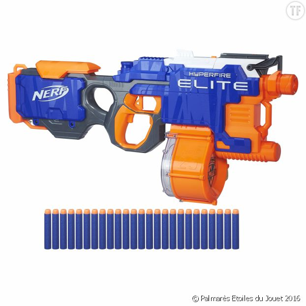 Le pistolet à fléchettes