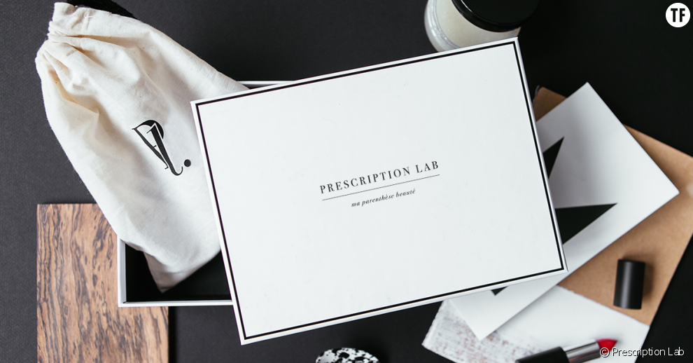 La box beaut prescription lab - Meilleures box beaute ...