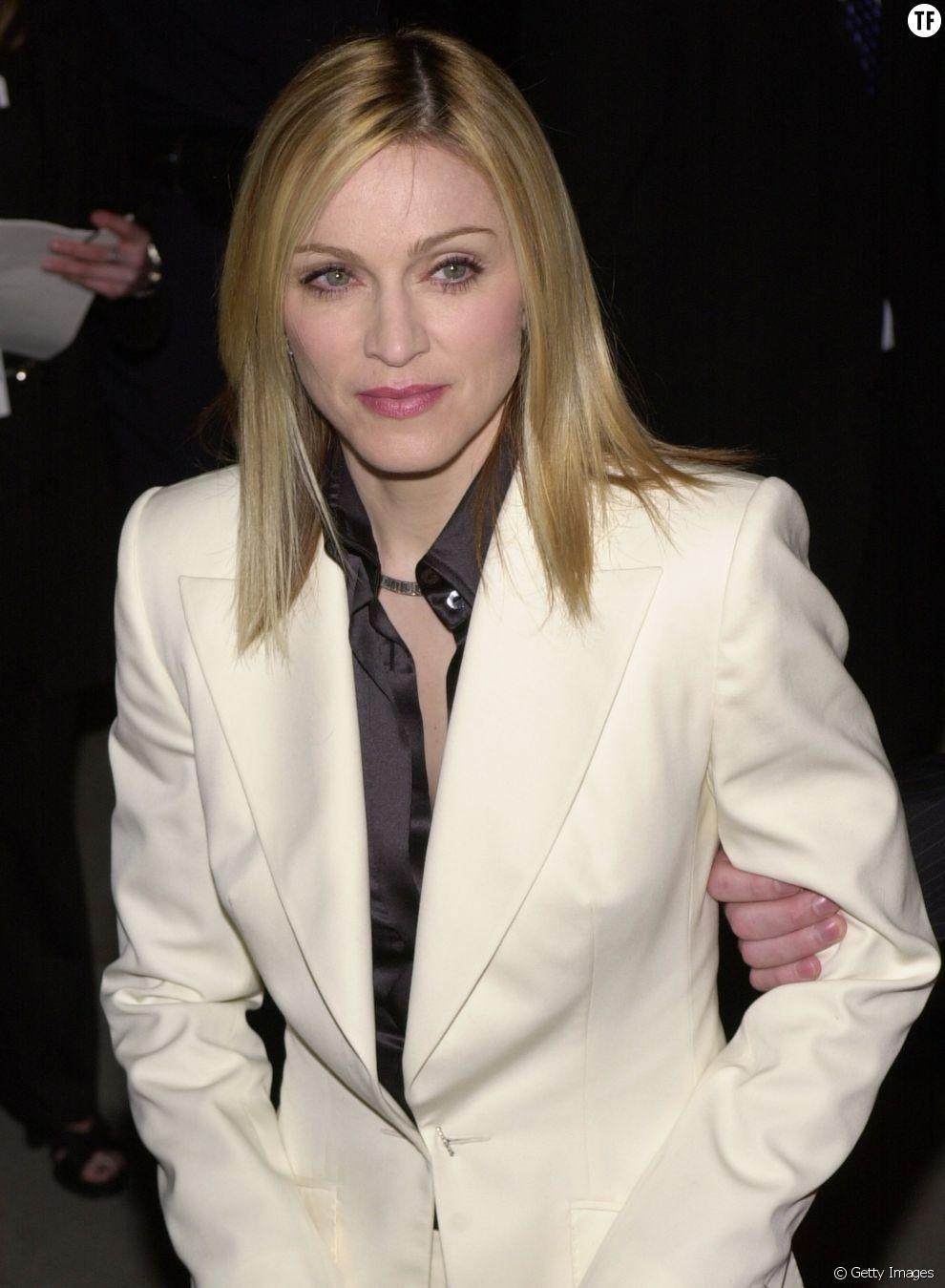 Madonna a mis au monde son fils Rocco à l'âge de 42 ans.