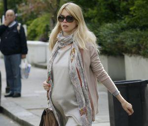 Le top Claudia Schiffer met au monde sa petite Cosima Violet à 40 ans.
