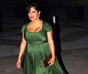 Salma Hayek devient mère de la petite Valentina Paloma à 41 ans.