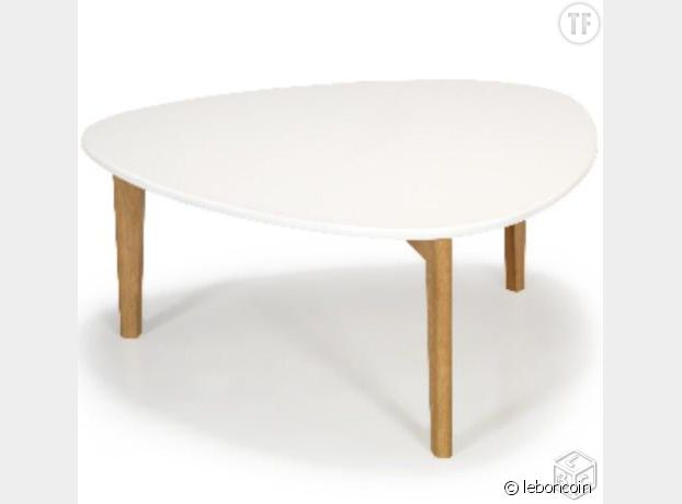 Leboncoin 6 id es de d co scandinave petits prix for Table esprit scandinave