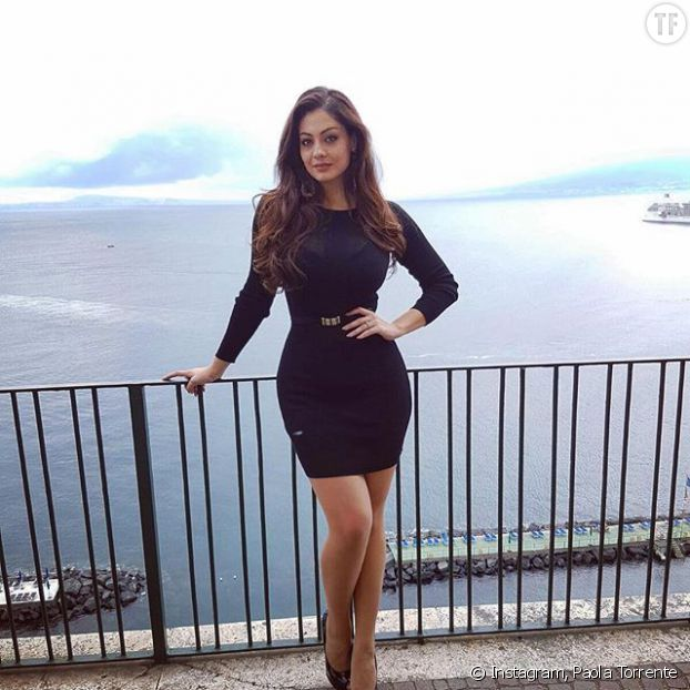 """Paola Torrente, 22 ans, la première dauphine de Miss Italie, jugée """"trop grosse"""" et """"désagréable à regarder"""" pour le concours"""