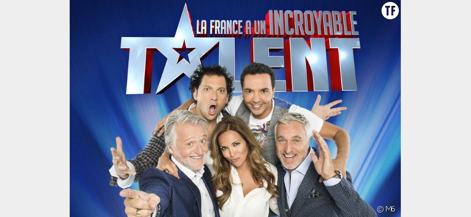 La France a un incroyable talent ce mardi 25 octobre 2016 sur M6
