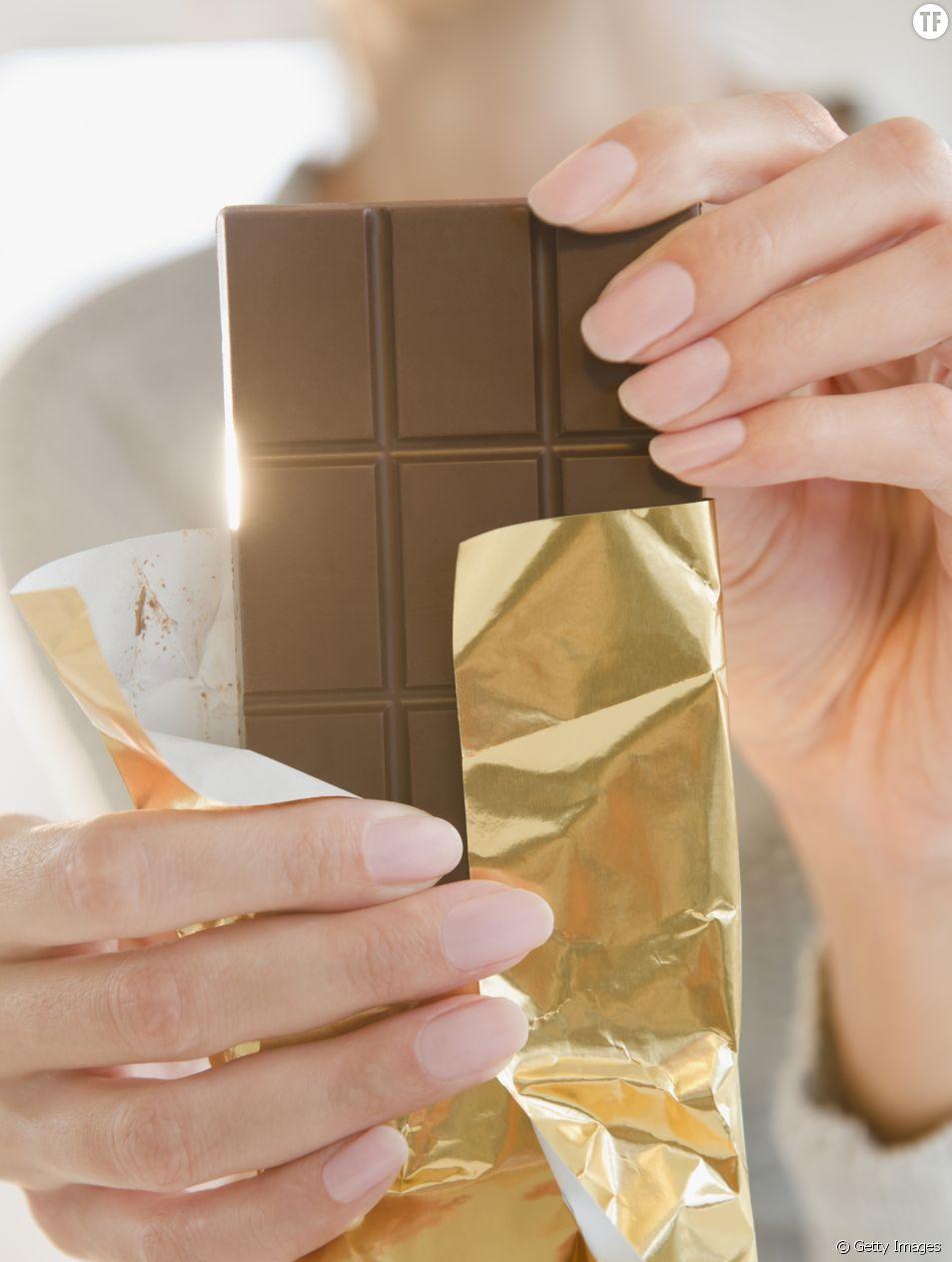 Le chocolat, c'est la vie !