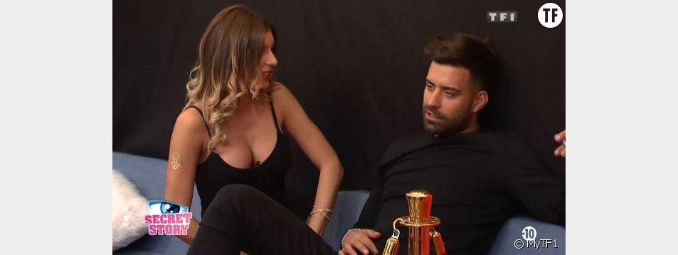 Sarah et Vincent se rapprochent dans la Maison des secrets