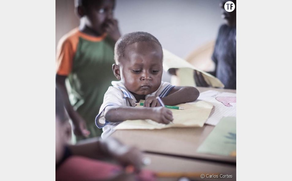 Un petit garçon africain devient la nouvelle star des réseaux sociaux