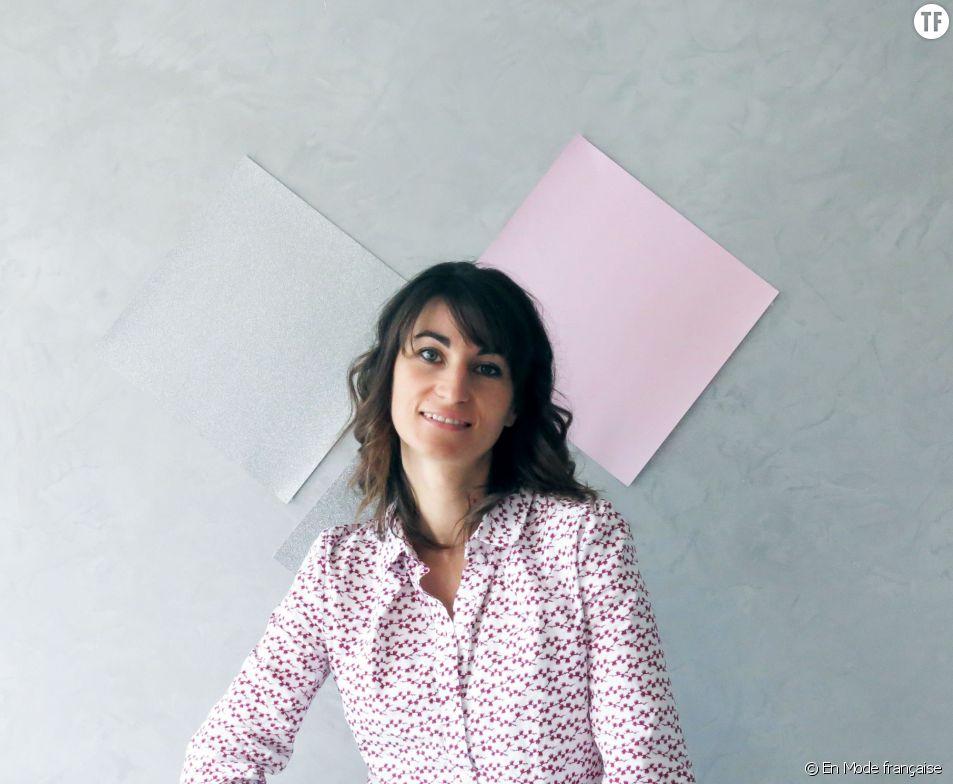 Pauline, la fondatrice du blog En mode française