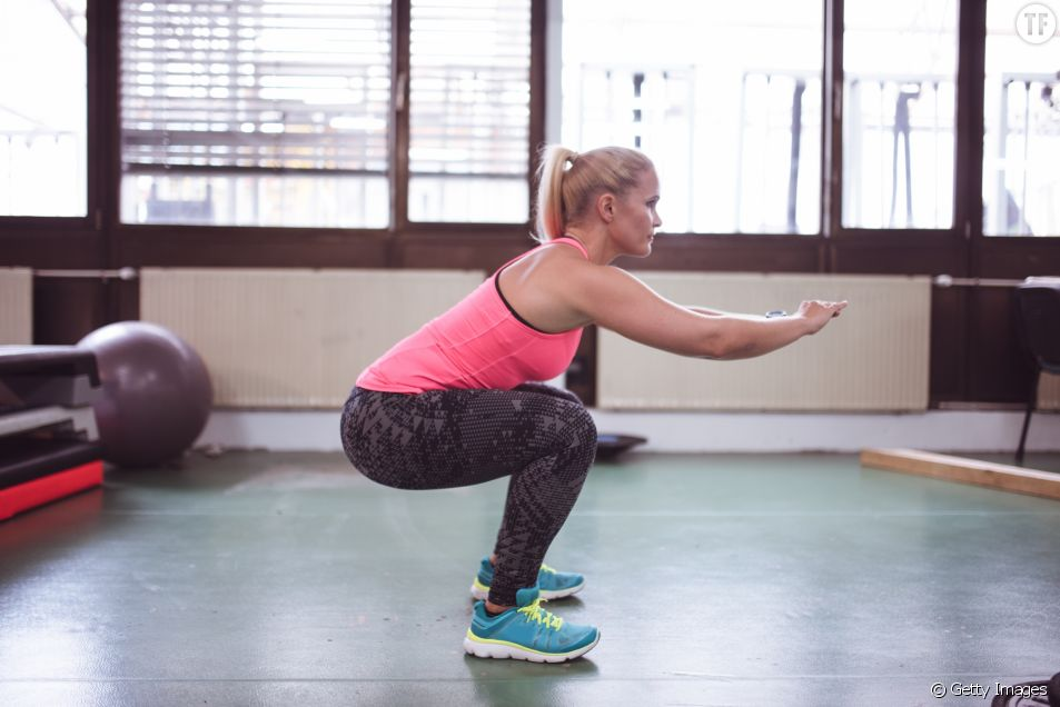 Les squats ne muscleraient pas les fesses