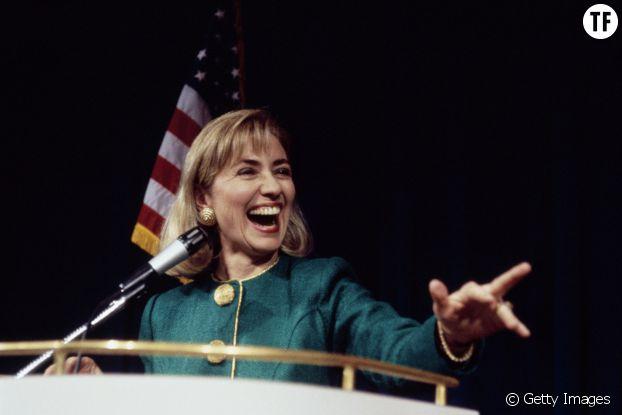 Hillary Clinton : l'image de la femme forte et ambitieuse