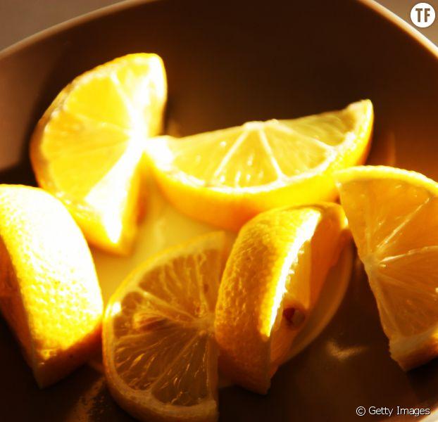 Des tranches de citron dans votre chambre