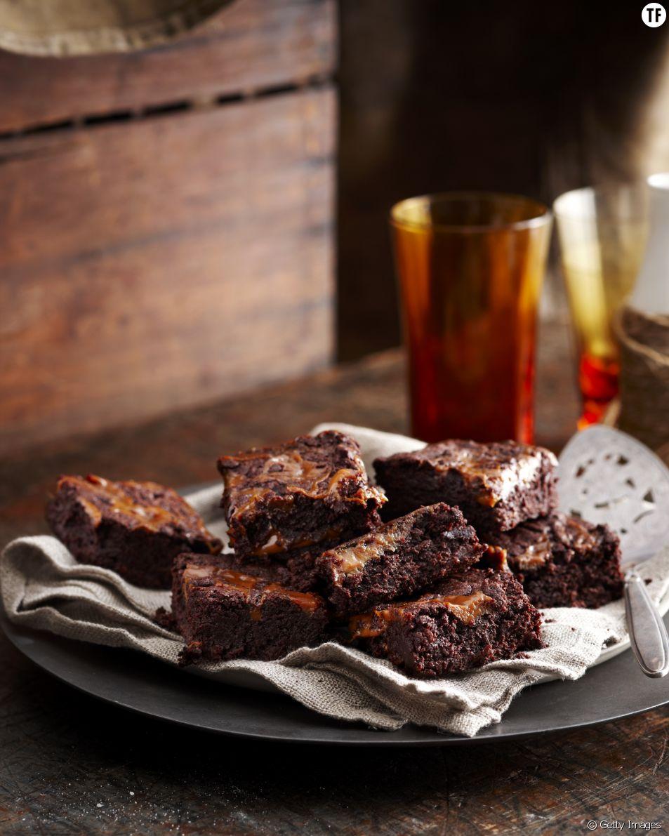 Brownies au vin rouge : une recette réconfortante à tester d'urgence