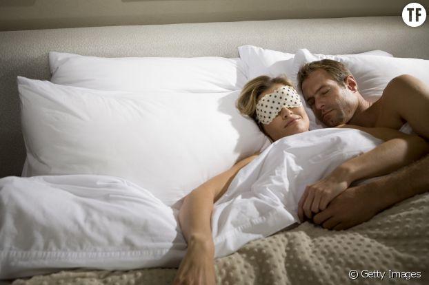 Des astuces existent pour continuer à dormir ensemble