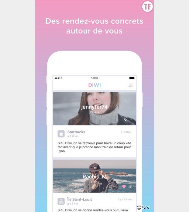 L'app Diwi