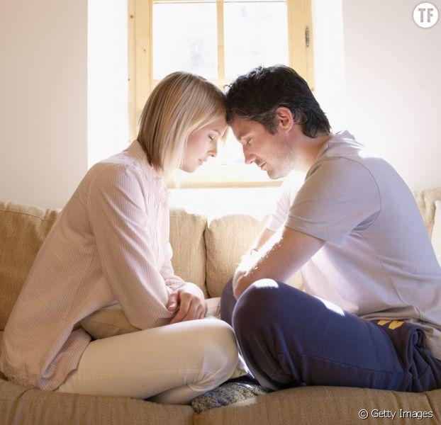 Couple en osmose