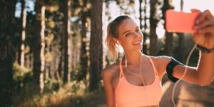 """Pourquoi vous devriez faire des """"selfies de gym"""""""