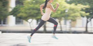La routine running pour brûler 400 calories