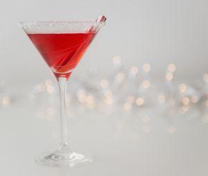 Le Mimosa cranberry et paillettes, la boisson la plus festive de cette fin d'année