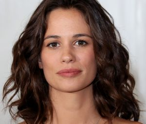 L'actrice Lucie Lucas