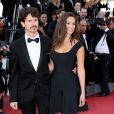 L'actrice Lucie Lucas et son mari Adrien