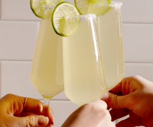 La Margarita au champagne, le cocktail parfait pour ensoleiller notre hiver